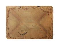 Weinlese-Umschlag Stockfoto