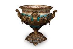 Weinlese-Vase Lizenzfreies Stockbild