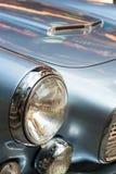 Weinlese-Veteranenauto Maseratis 3500 GT oldsmobile Lizenzfreie Stockbilder
