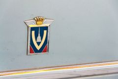Weinlese-Veteranenauto Maseratis 3500 GT oldsmobile Stockfotos