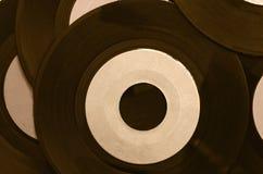 Weinlese-Vinylhintergrund Stockfotografie