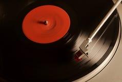 Weinlese-Vinylspieler lizenzfreie stockbilder