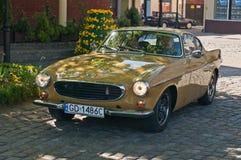 Weinlese Volvo P1800 E Lizenzfreies Stockfoto