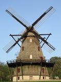 Weinlese windwill Stockfoto