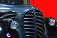 Weinlese-Zweiter Weltkrieg RAF-Auto Lizenzfreie Stockfotos