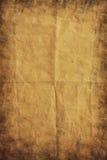 Weinlesealte Papierbeschaffenheit Lizenzfreies Stockbild
