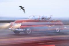Weinleseauto, Havana Fantasy lizenzfreies stockbild