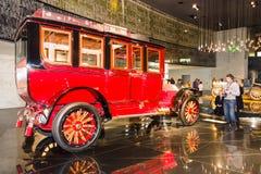 Weinleseauto Mercedes-Simplex 60 PS Limousine, 1904 bereisend Lizenzfreies Stockfoto