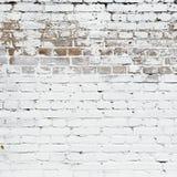 Weinlesebacksteinmauer stockfotos