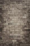 Weinlesebacksteinmauer in der Dekorationsarchitektur für das Design-BAC Lizenzfreie Stockfotos