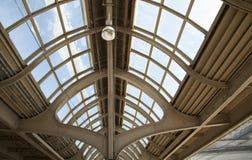 Weinlesedecke an der 30. Straßen-Station in Philadelphia Lizenzfreie Stockbilder