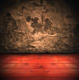 Weinleseinnenraum Stockbild
