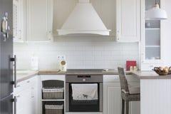 Weinlesekücheneinzelteile, Verzierungen und Küchendetails in der klassischen Art Lizenzfreies Stockfoto