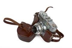 Weinlesekamera Stockfoto