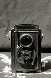Weinlesekamera Stockfotografie