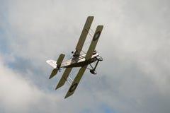 Weinlesekampfflugzeug des R.A.F. SE5a lizenzfreie stockfotografie
