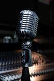 Weinlesemikrofon 2 Lizenzfreies Stockbild