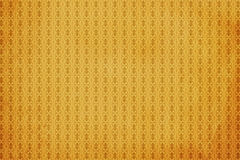 Weinleseorientale-Muster stock abbildung