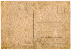 Weinlesepostkarte. Lizenzfreies Stockbild