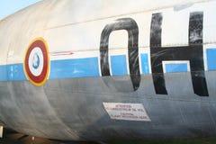 Weinlesepropellerflugzeug Lizenzfreies Stockbild