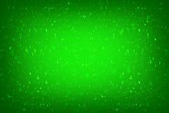 Weinleseschmutzhintergrund-Beschaffenheitsluxusentwurf des grünen Hintergrundes grüner reicher mit eleganter antiker Farbe auf Wa stock abbildung