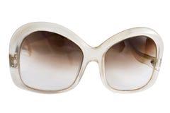 Weinlesesonnenbrillen von 60-70s Stockbild
