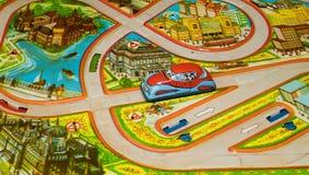 Weinlesespielwaren Spielwaren für Jungen Retro- Spielwaren Lizenzfreies Stockbild