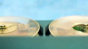 Weinlesespulen-Tonbandgerät