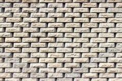Weinlesetünche malte rustikale alte hölzerne schäbige Plankenwand Texturhintergrund Verblaßte Naturholz-Brett-Gerätelagerung Stockbilder