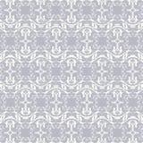 Weinlesetapeten-Hintergrundmuster stock abbildung
