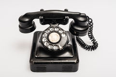 Weinlesetelefon Lizenzfreies Stockbild