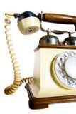 Weinlesetelefon Stockbilder