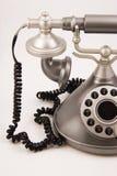 Weinlesetelefon Stockfoto