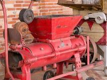 Weinlesetraubenzerkleinerungsmaschine Lizenzfreies Stockfoto