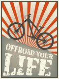 Nicht für den Straßenverkehr Ihr Leben Lizenzfreie Stockfotografie
