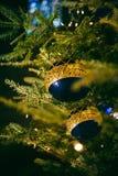 Weinleseweihnachten Stockbilder