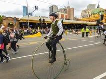 Weinlesezyklusclub von Victoria 6 Lizenzfreie Stockbilder