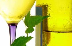 Weinmaterial Lizenzfreie Stockfotografie