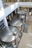 Weinproduktion Lizenzfreie Stockfotografie