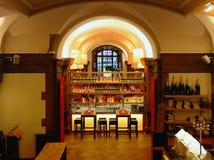 Weinspeicher Lizenzfreies Stockbild