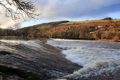 The Weir Stock Images