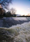 The Weir Royalty Free Stock Photography