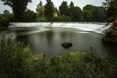 Weir de Ashford Carbonnell Fotografia de Stock