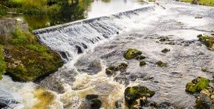 Weir royalty free stock photos