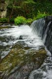 Weir on the River Stock Photography