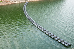 Weir tank float bound sorted Stock Photography