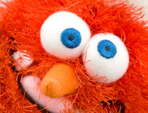Weird Eyed Monster Royalty Free Stock Image
