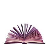 Weird pink book Royalty Free Stock Images