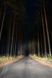 Weird Road. Stock Photography