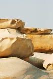 Weird rocks Stock Images